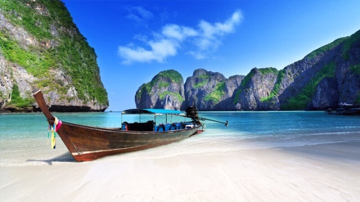 Aspired destination-Thailand